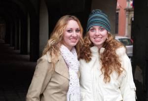 Achell i Lydia Troyer